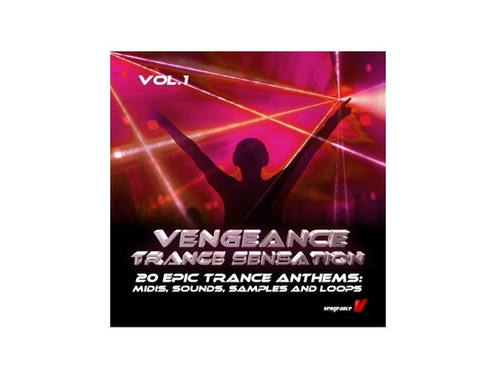 Vengeance Trance Sensation VOL 1