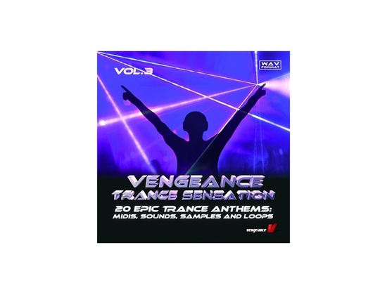 Vengeance Trance Sensation VOL 3