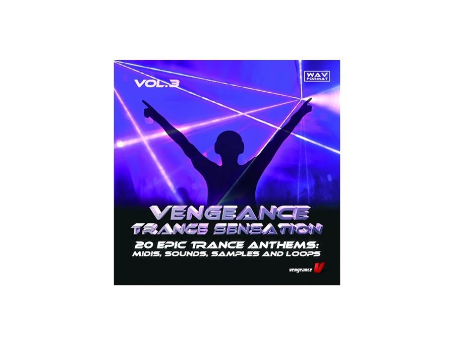 Vengeance Trance Sensation VOL 3