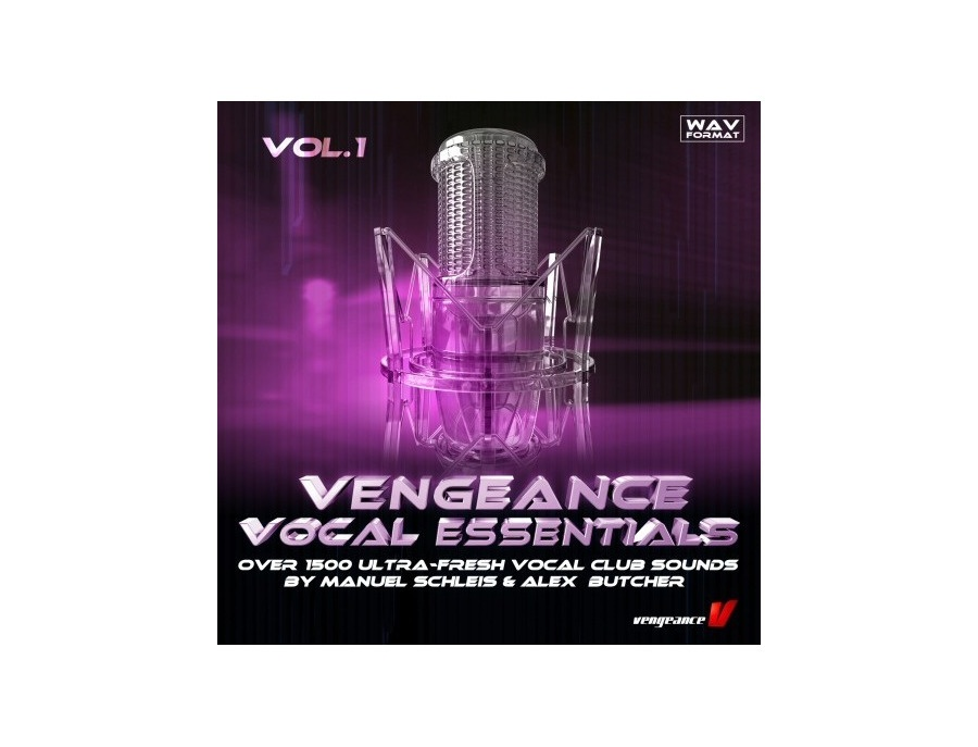 Vengeance Vocal Essentials VOL 1