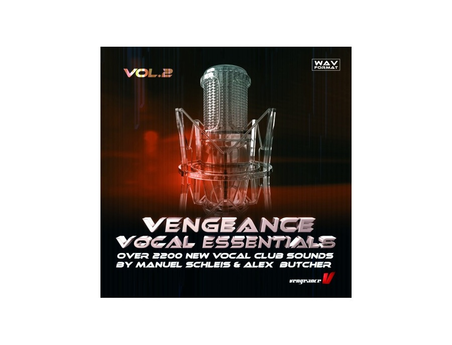 Vengeance Vocal Essentials VOL 2