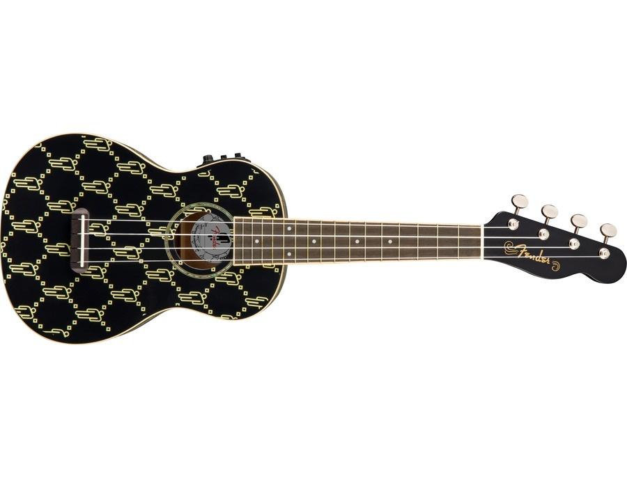 Fender billie eilish uke xl