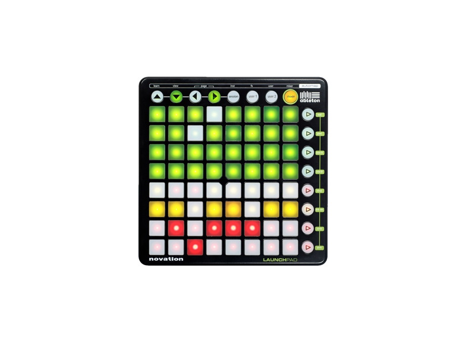 Novation Launchpad USB MIDI Controller for Ableton Live