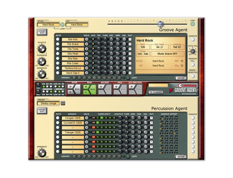 Steinberg groove agent 3 xl