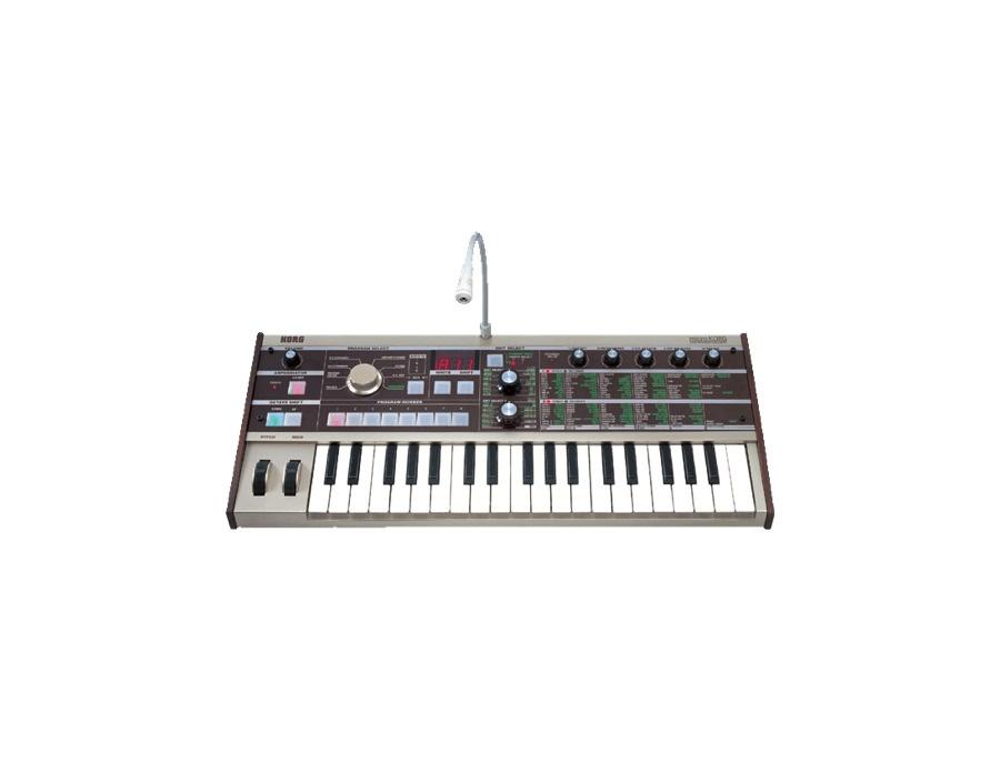 Korg microkorg synthesizer vocoder xl