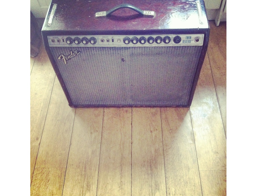 Fender twin reverb 1974