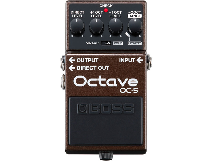 Boss octave oc 5 xl