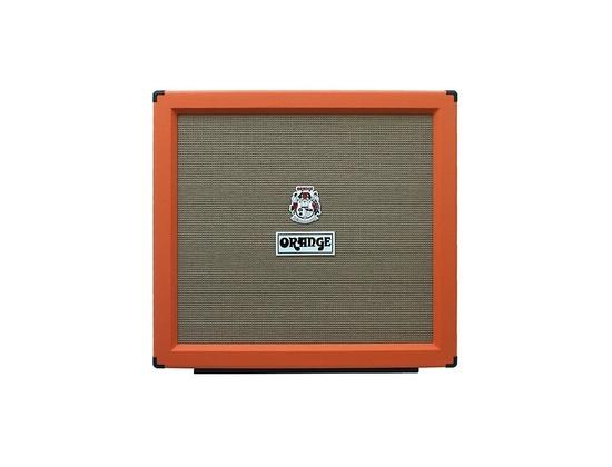 Orange Amplifiers PPC412 4x12 240W Compact Closed-Back Guitar Speaker Cabinet