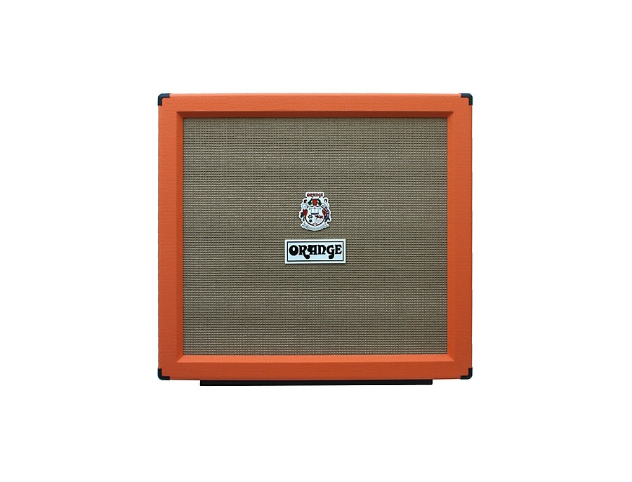 Orange amplifiers ppc412 4x12 240w compact closed back guitar speaker cabinet xl