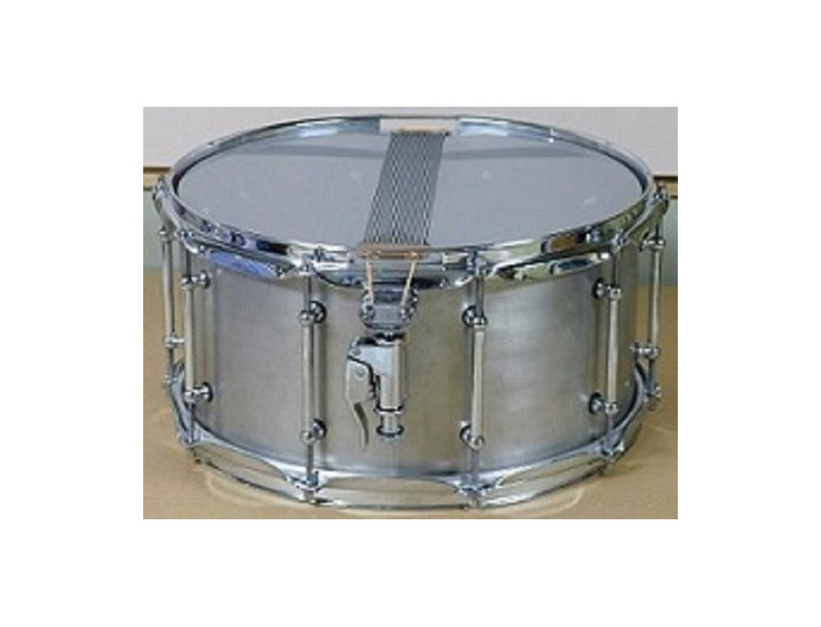 Keplinger Stainless Steel Snare Drum 14x7