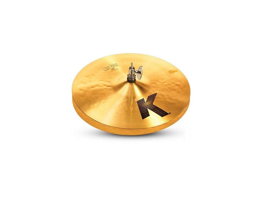 "Zildjian 14"" K Light Hats"