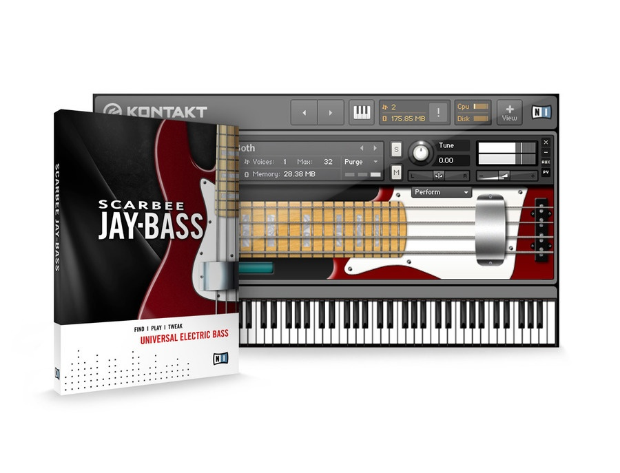 NI Scarbee Jay-Bass