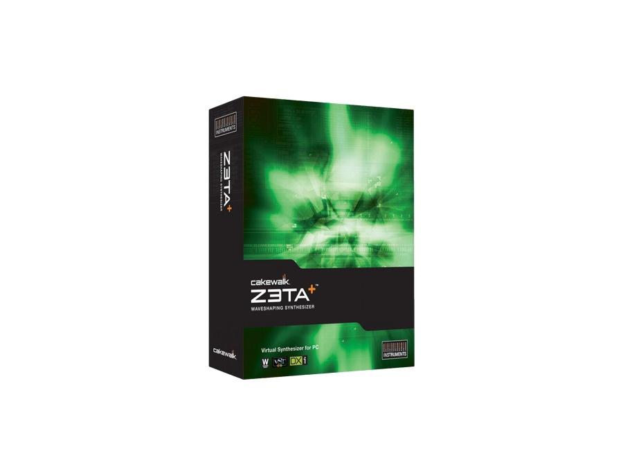 Cakewalk Z3TA+ Software Synth