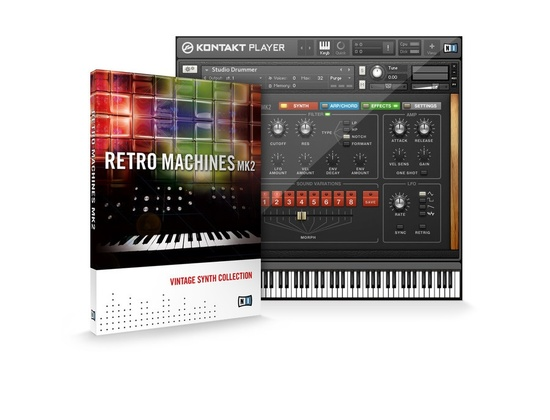 Retro Machines MK2