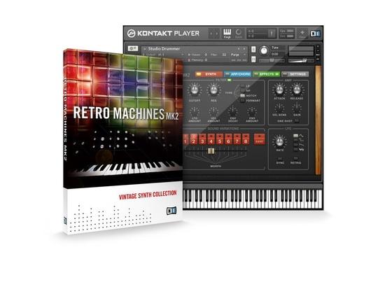 Retro Machines MK2