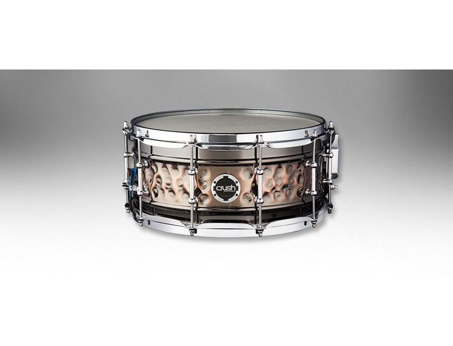 Crush Hybrid Hand Hammered Snare Drum