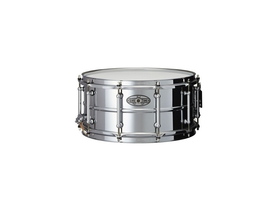 Pearl 14x6.5 Steel Sensitone Snare