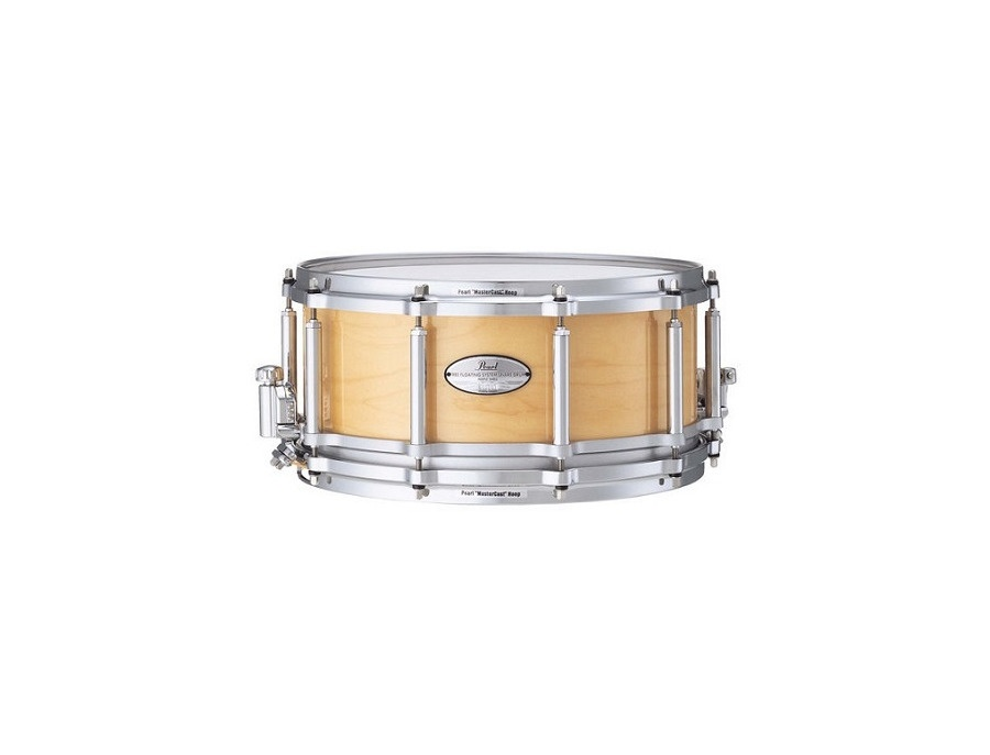 Pearl 14x6 5 free floating snare xl