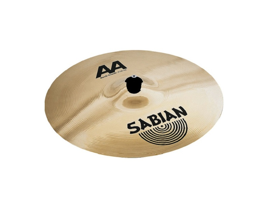 """Sabian 19"""" AA Rock Crash"""