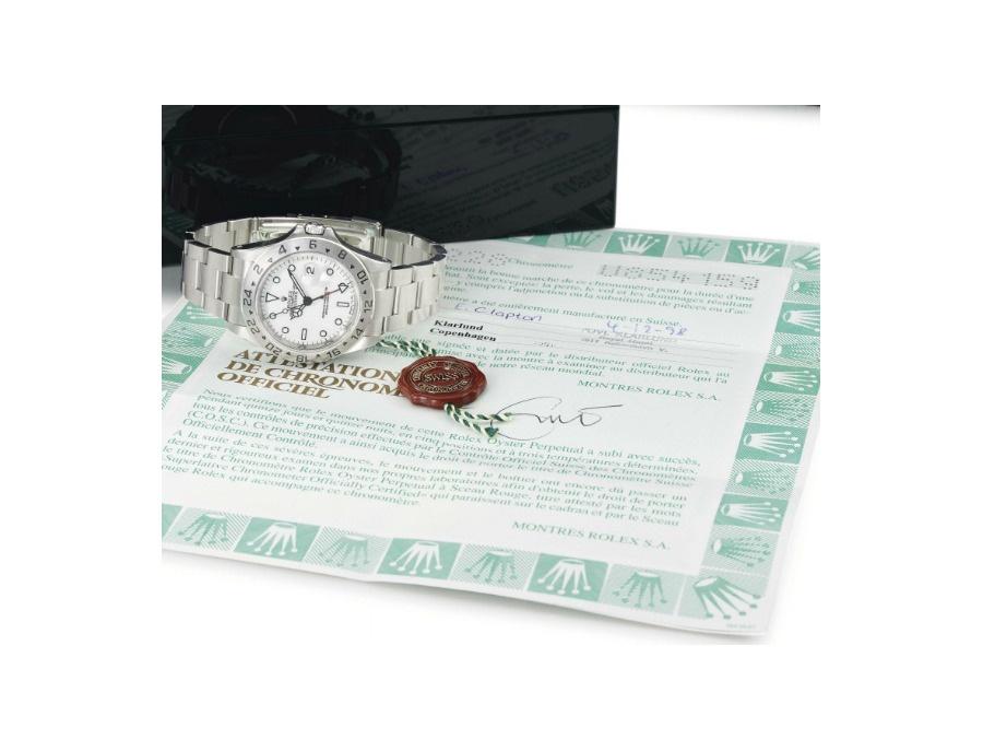 1998 Rolex Oyster Perpetual Date, Explorer II, Ref. 16570