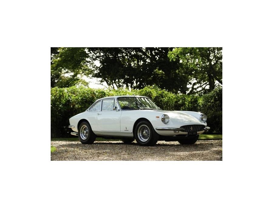 1969 Ferrari 365GTC Berlinetta Vintage White