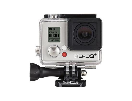 GoPro - Hero3+ Black Edition Camera