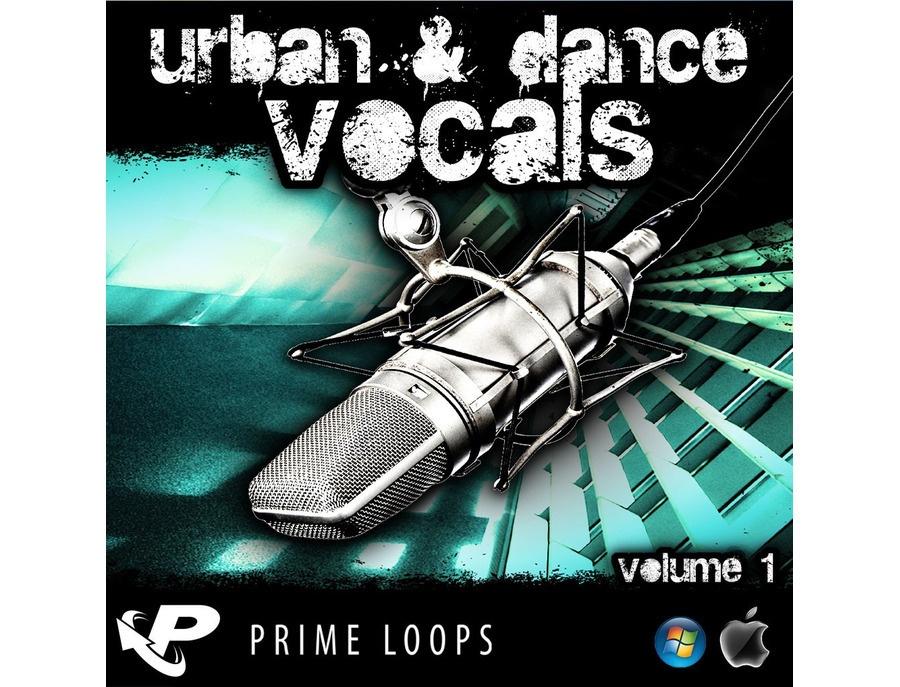 Prime Loops Urban & Dance Vocals