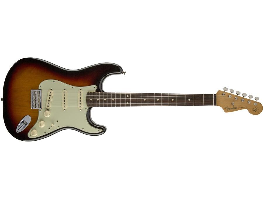 Fender stratocaster hardtail xl