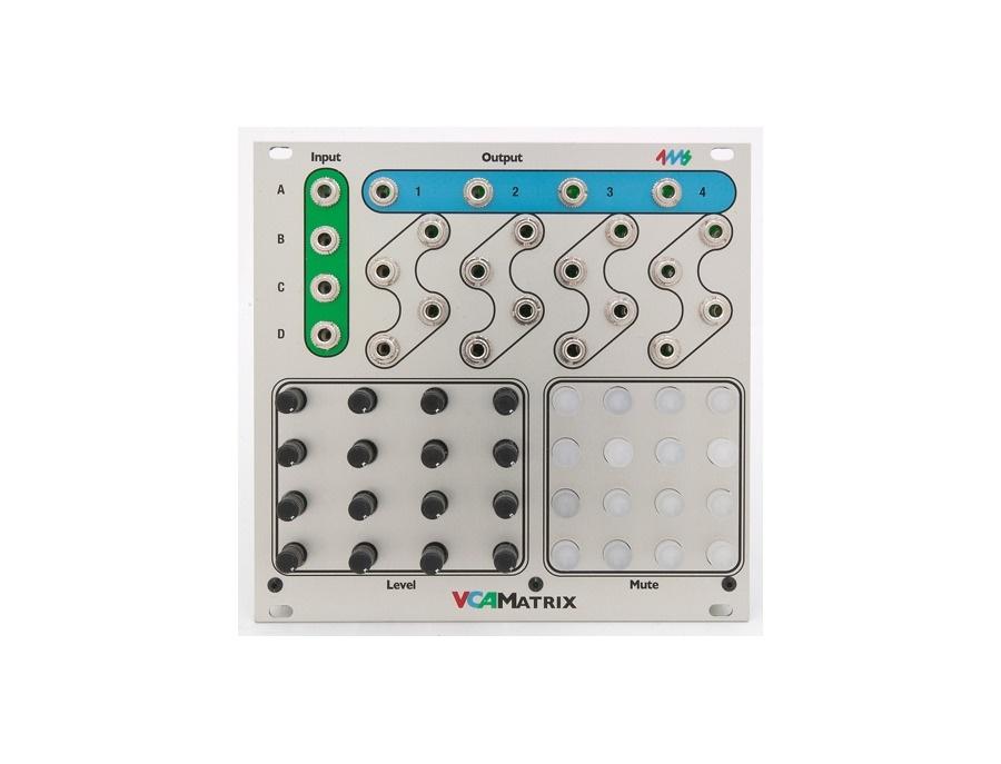 4ms VCAM: VCA Matrix