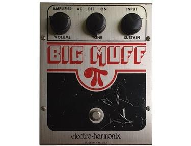 Electro-Harmonix Big Muff Pi V3