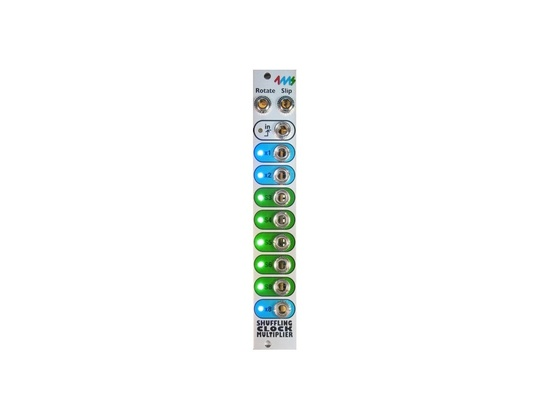4ms Shuffling Clock Multiplier