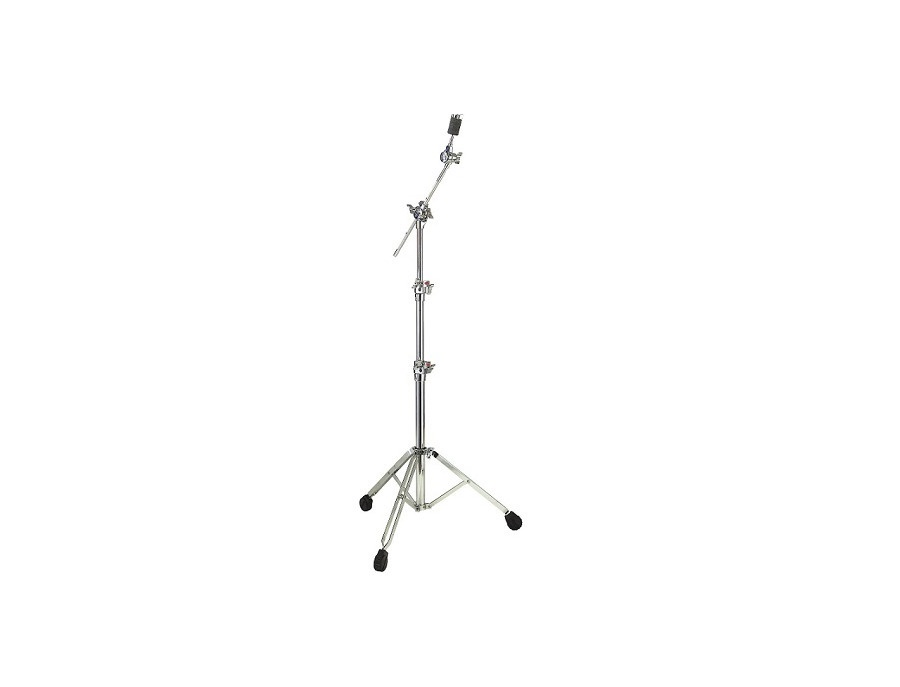 Gibraltar boom cymbal stand with brake tilter gold plated xl