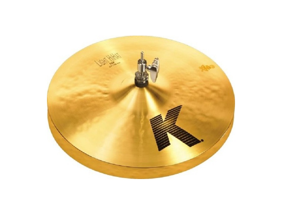 "Zildjian 15"" K Light Hi-Hats"