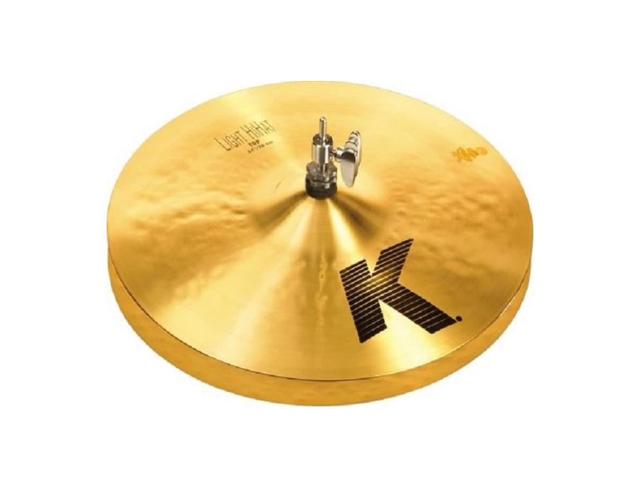 Zildjian 15 k light hi hats xl
