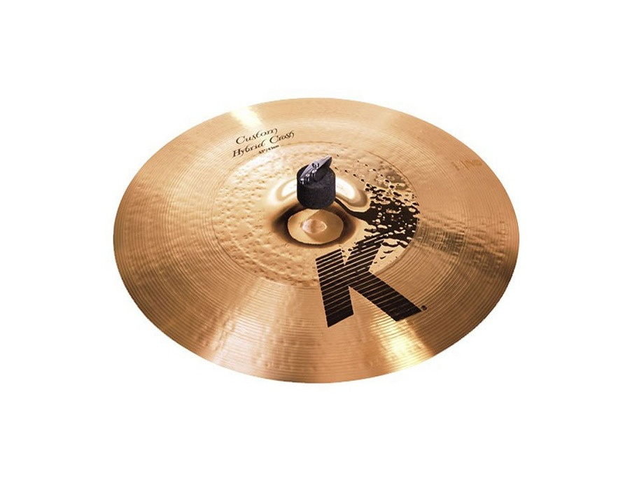"Zildjian 19"" K Custom Hybrid Crash"