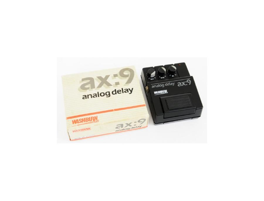 Washburn ax 9 analog delay xl