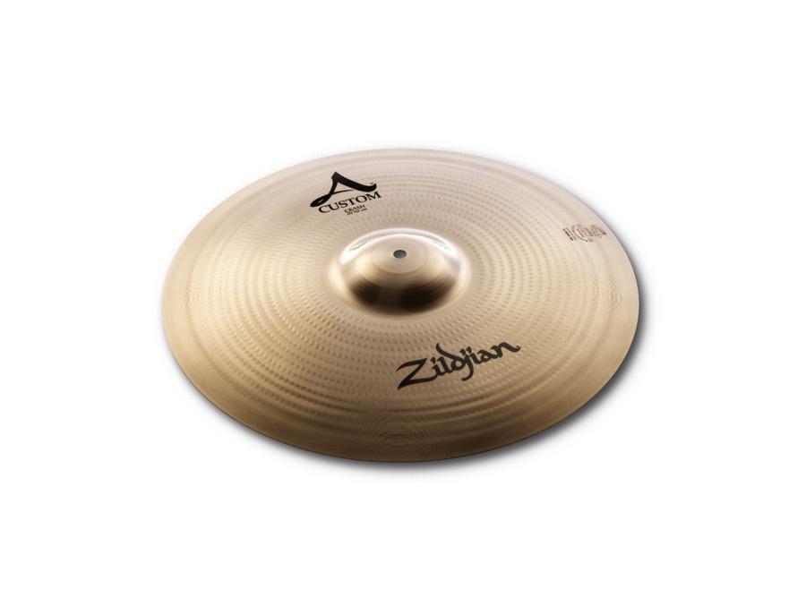 "Zildjian 20"" A Custom Crash"