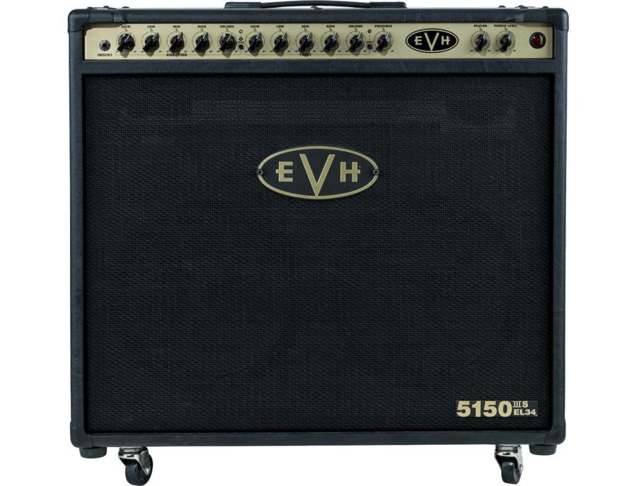 Evh 5150 el34 50 watt 1x12 combo xl