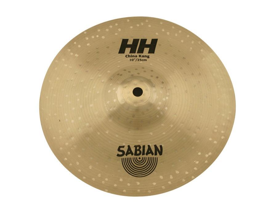 Sabian hhx 8 china kang xl