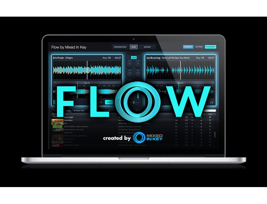 Mixed in Key : Flow