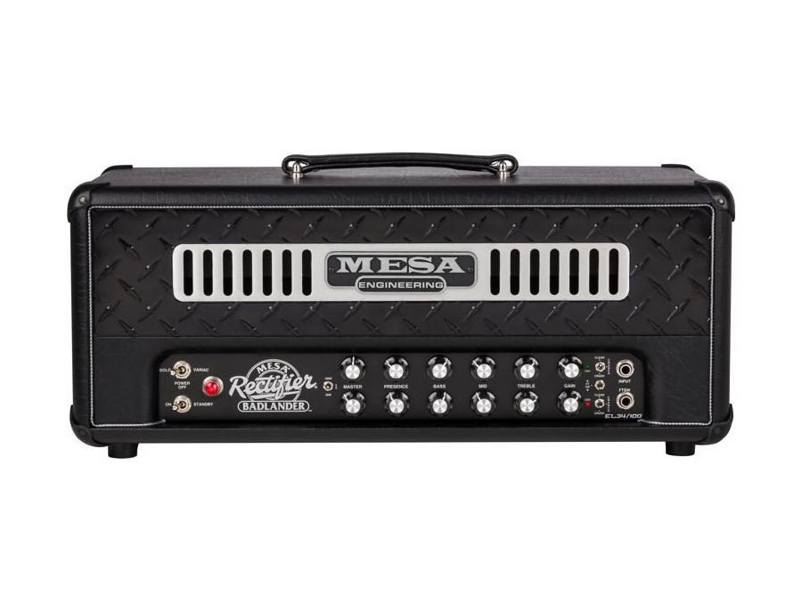 Mesa boogie rectifier badlander 100 head xl