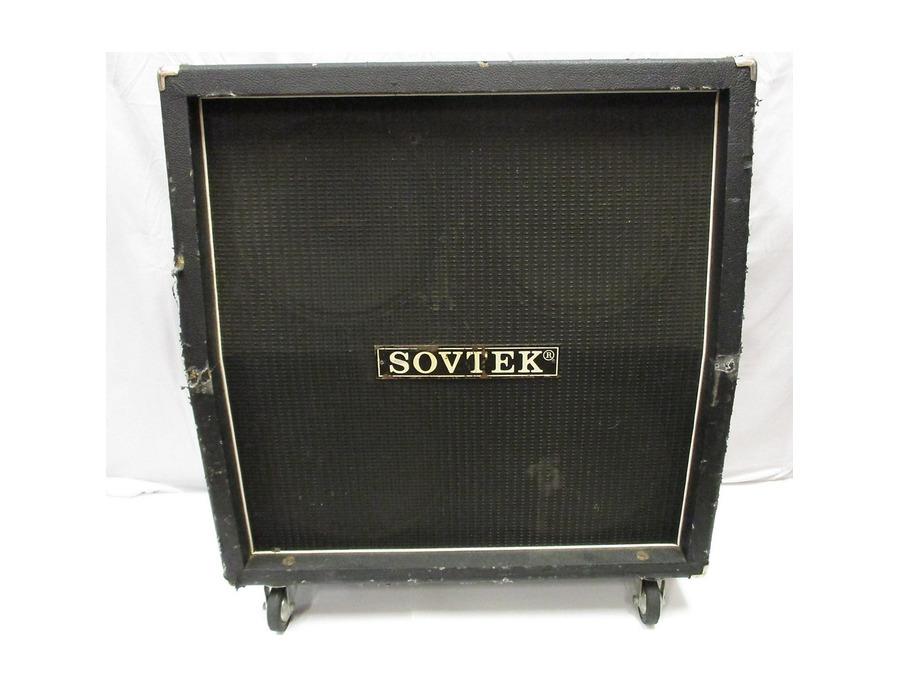 Electro harmonix sovtek 4x12 cabinet xl