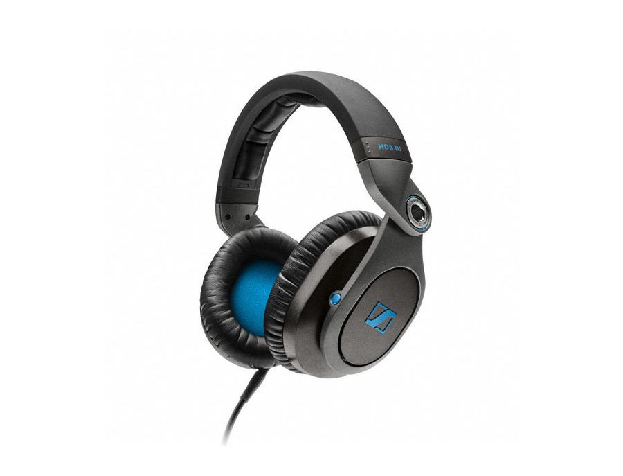 Sennheiser hd8 dj on ear headphones xl