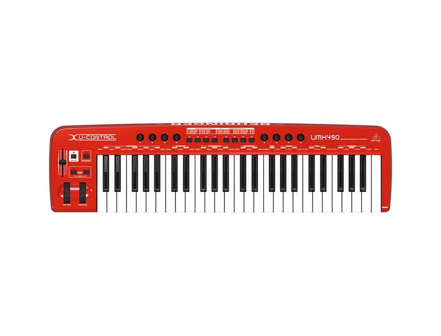 Behringer U-Control UMX490 USB MIDI Controller