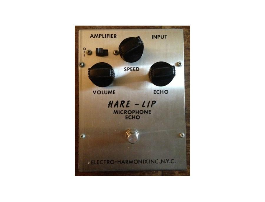 Electro harmonix eh 3004 hare lip microphone echo xl