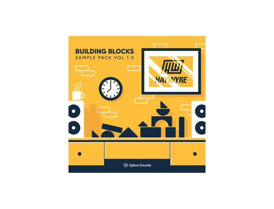Splice sounds haywyre s building blocks sample pack vol 1 0 xl