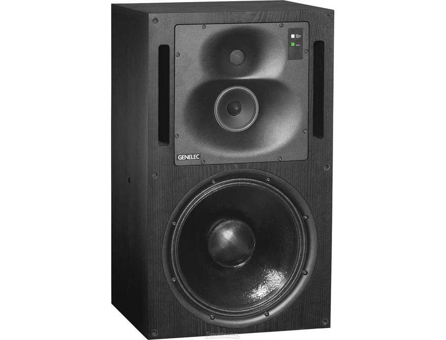 genelec 1038a 3 way active speaker reviews prices equipboard. Black Bedroom Furniture Sets. Home Design Ideas