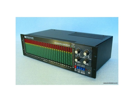Audioscope Third of Octave Spectrum Analyzer 2813-E