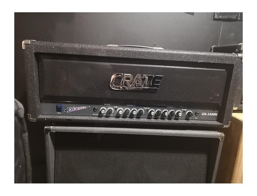 Crate gx 2200h xl