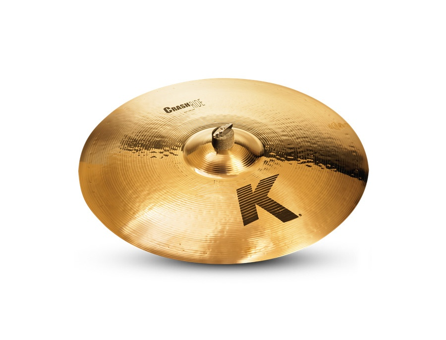 Zildjian 21 k crash ride xl